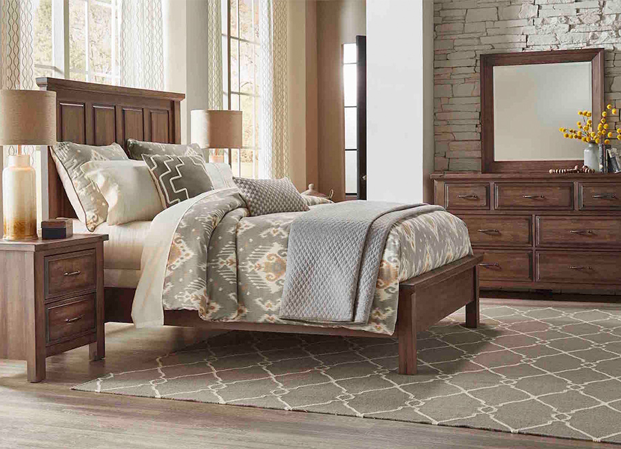 Artisan Post By Vaughan Bassett Bedroom Furniture Chattanooga Tn
