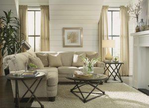 Bay Bridge Sectional by Flexsteel Living Room Furniture Chattanooga