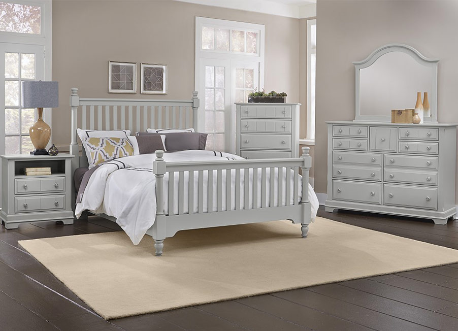 Cottage Collection by Vaughan-Bassett Bedroom Furniture ...
