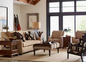 Edison Sofa by Kincaid Living Room Furniture Chattanooga
