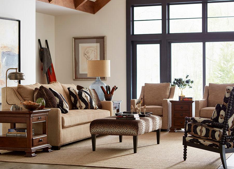 Edison Sofa By Kincaid Living Room