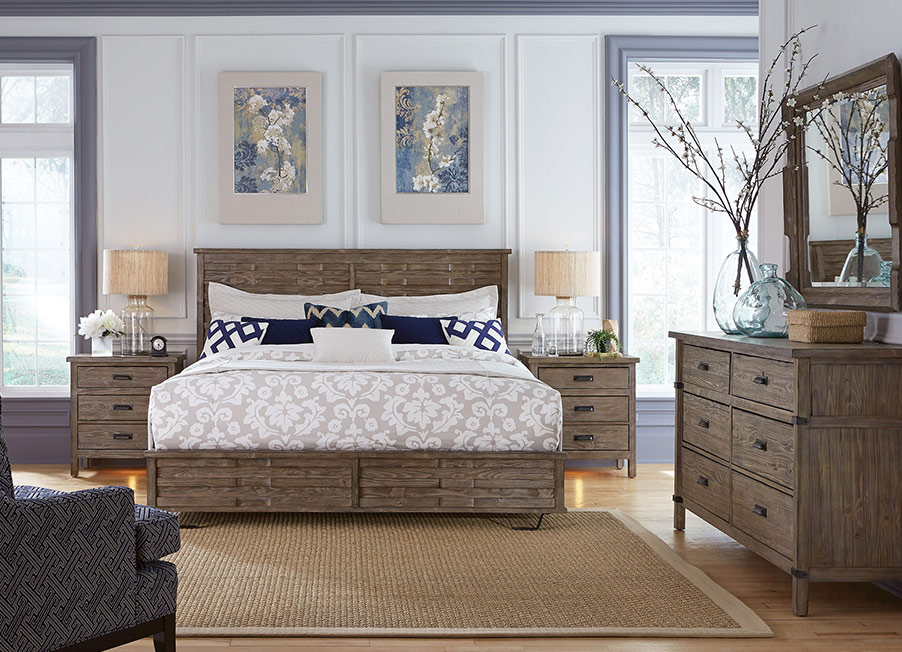 Foundry Panel Bed by Kincaid Bedroom Furniture Chattanooga ...