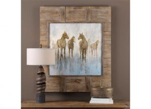 Headed To The Barn by Uttermost