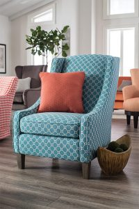 Janice Chair by Best Living Room Furniture Chattanooga