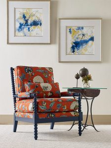 Jenny Chair by Kincaid Living Room Furniture Chattanooga