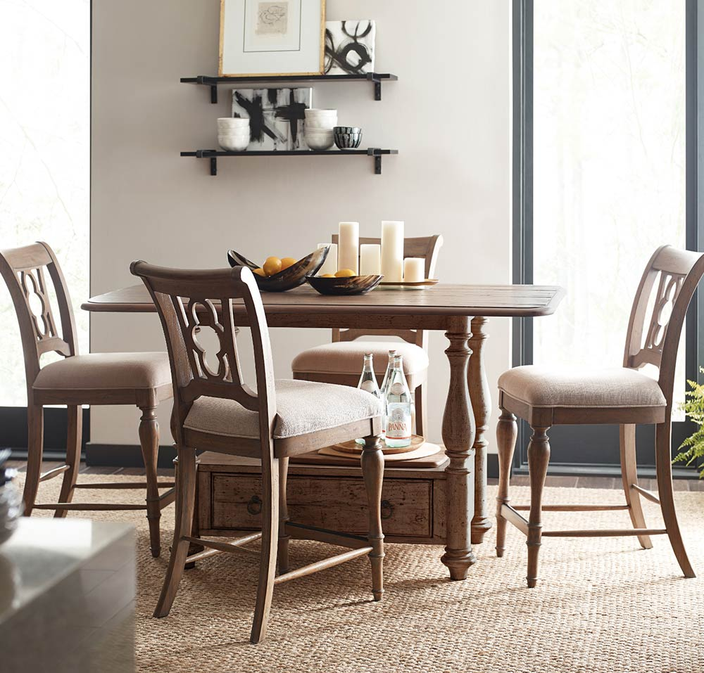 Kincaid dining room table