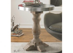 Martel Accent Table by Uttermost