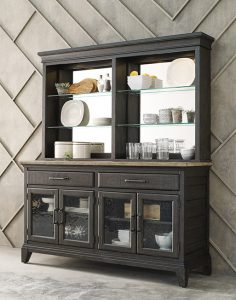Plank Road Rockland Buffet Hutch by Kincaid