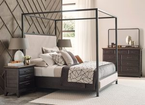 Plank Road Shelly Canopy Bed by Kincaid