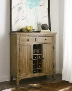 The Nook Wine Server by Kincaid Chattanooga Dining Room Furniture