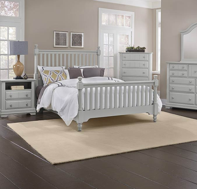 vaughan bassett br 1 e f brannon furniture. Black Bedroom Furniture Sets. Home Design Ideas