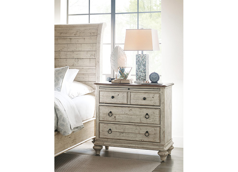 Weatherford Baldwin Bachelor\'s Chest by Kincaid Bedroom ...
