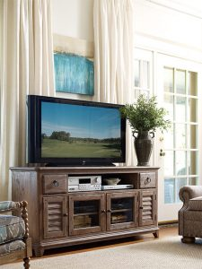 Weatherford Entertainment Console by Kincaid