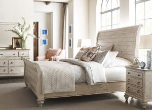 Weatherford Lyton Sleigh Bed by Kincaid