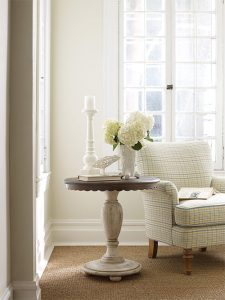 Weatherford Round Accent Table by Kincaid