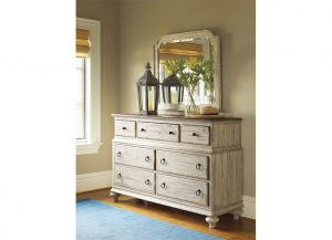Weatherford Wellington Drawer Dresser by Kincaid