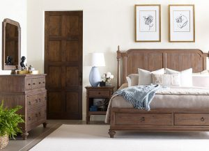 Weatherford Westland Bed by Kincaid Bedroom Furniture Chattanooga TN