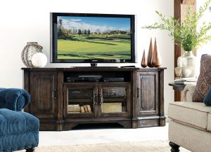 Wildfire Entertainment Console by Kincaid Living Room Furniture Chattanooga