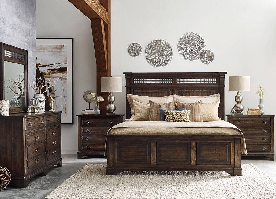 Wildfire Northgate Bed by Kincaid Bedroom Furniture ...