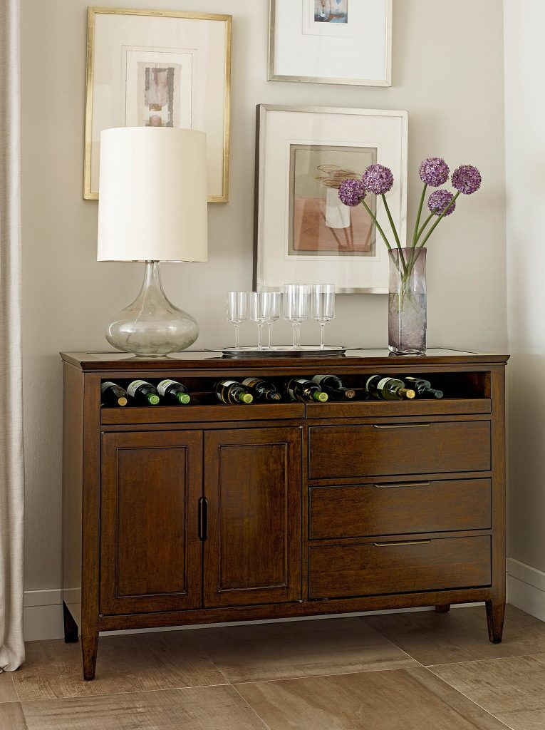 Dining Room Storage with Style & Function | E.F. Brannon ...