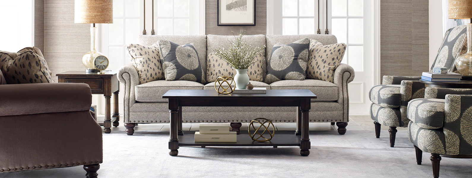 EF Brannon Bayhill Sofa by Kincaid