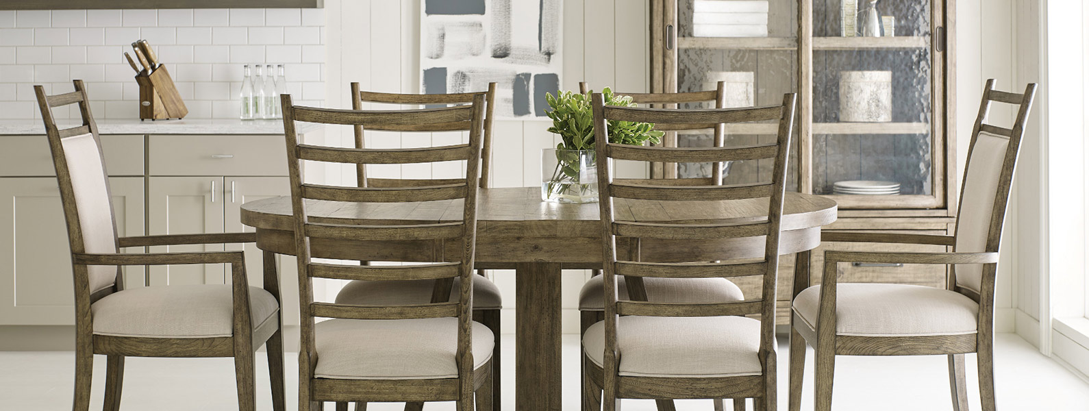 efbrannon Plank Road Dining Room by Kincaid
