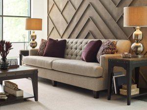 rustic Kincaid sofa