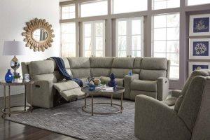 sectional sofa Flexsteel
