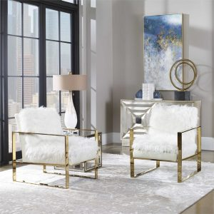 accent chairs Delphine 3