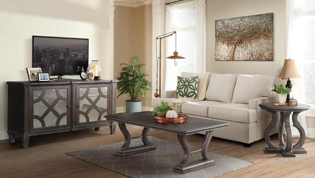 console Riverside Chattanooga Living Room Furniture