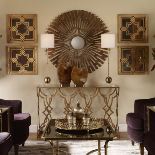 gallery wall ideas Uttermost Chattanooga Home Decor