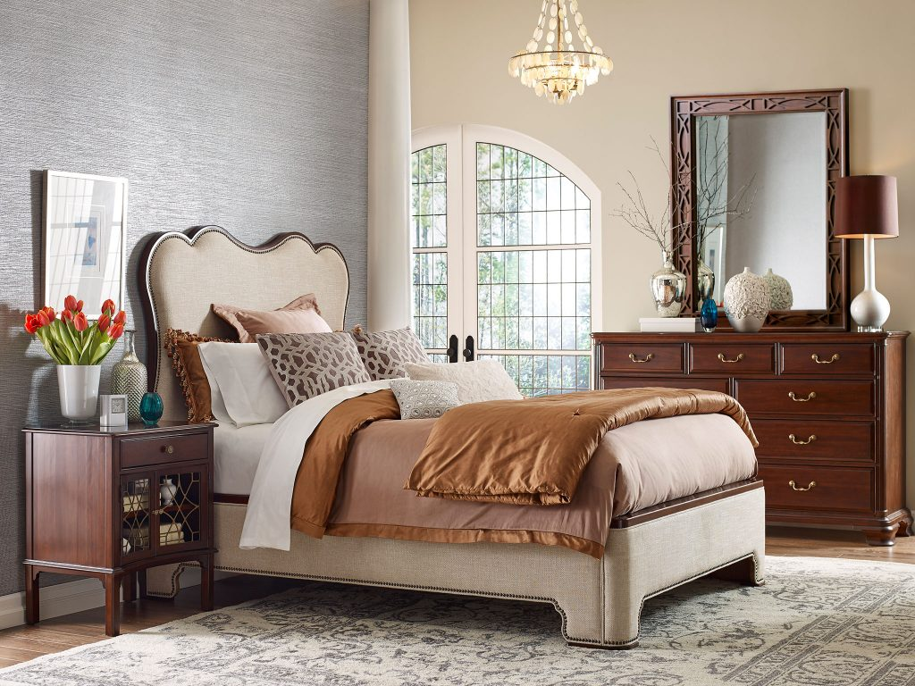 beautiful bedroom with color Kincaid 4