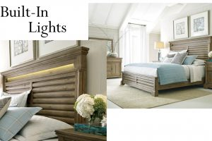 Built-in Light Headboards Chattanooga