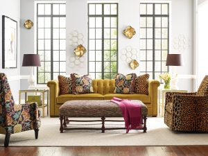 Chattanooga Living Room Furniture decorate with pattern 4