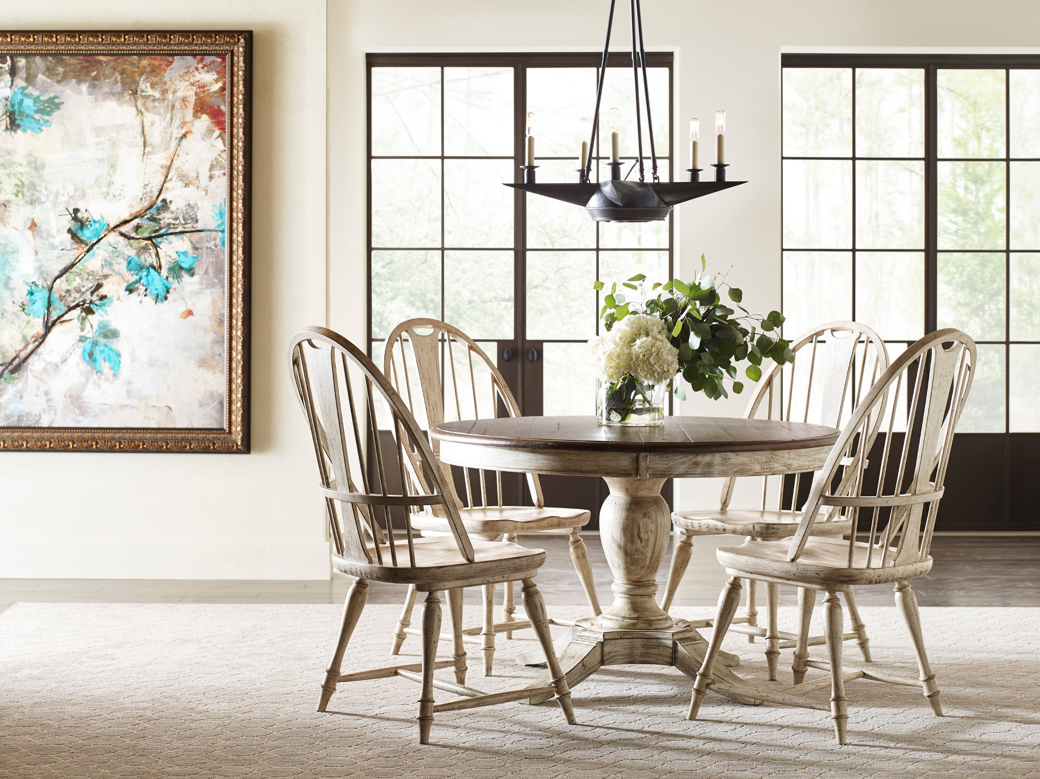Chattanooga Kitchen Table Ideas Kincaid Weatherford collection at EF Brannon in Chattanooga TN