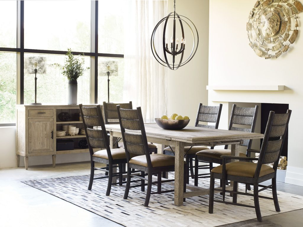 Trails by Kincaid kitchen table available at our Chattanooga Furniture Store