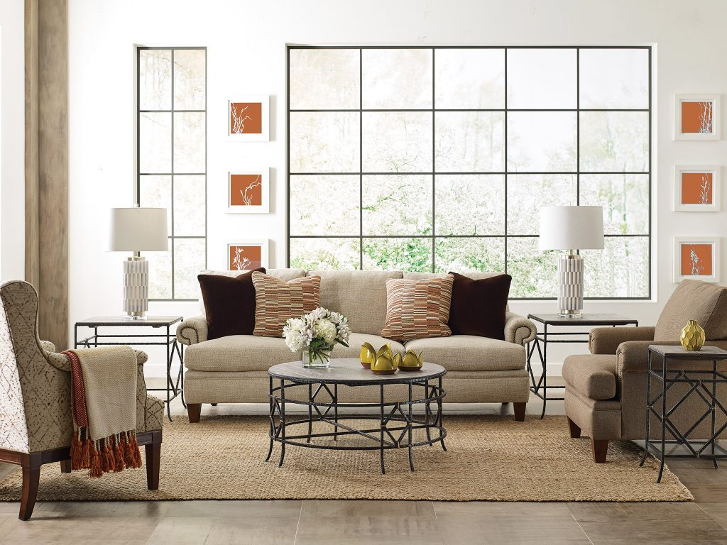 Trails by Kincaid living room available at our Chattanooga Furniture Store