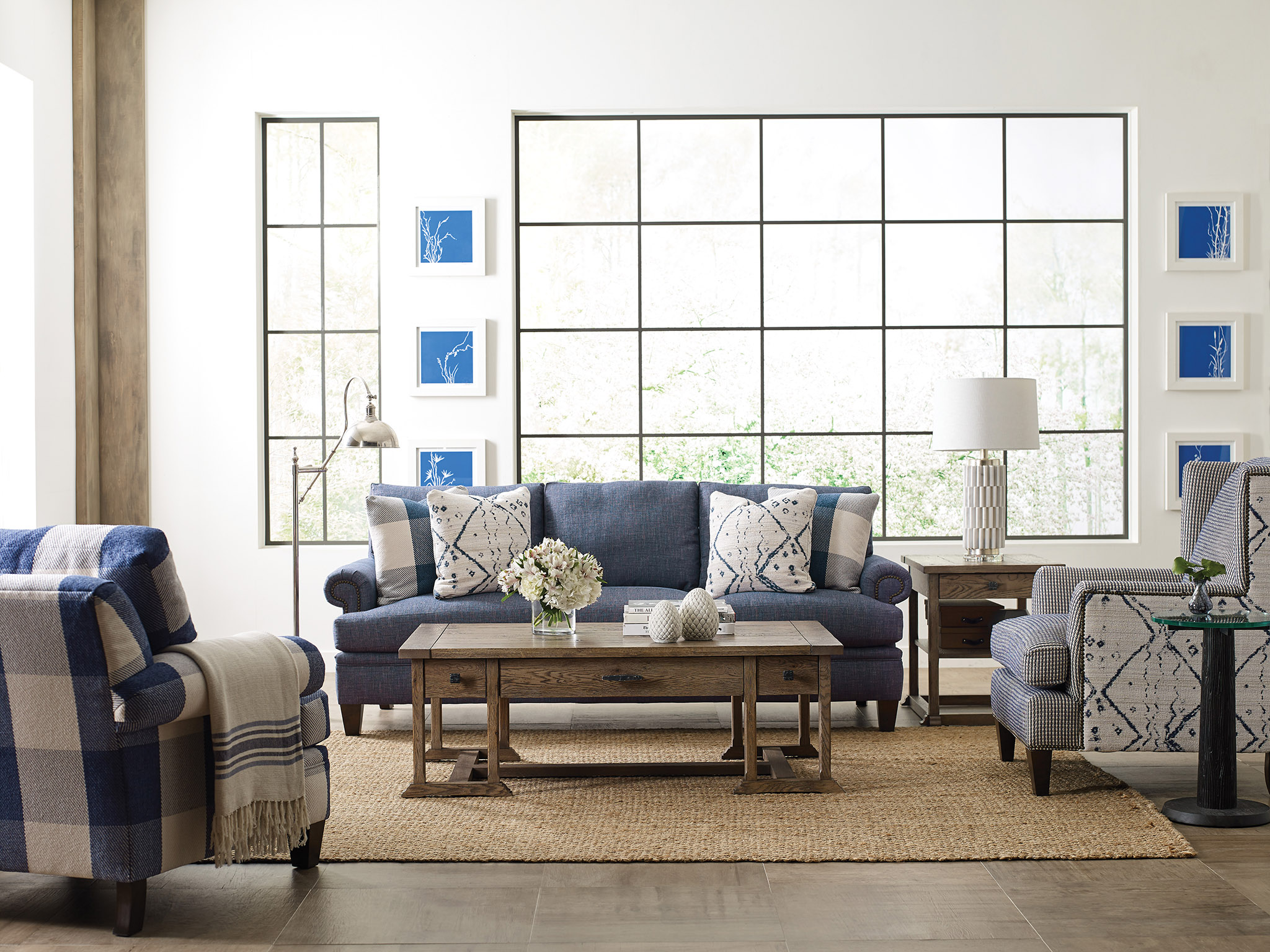 How to Use Accent Chairs | E.F. Brannon Furniture