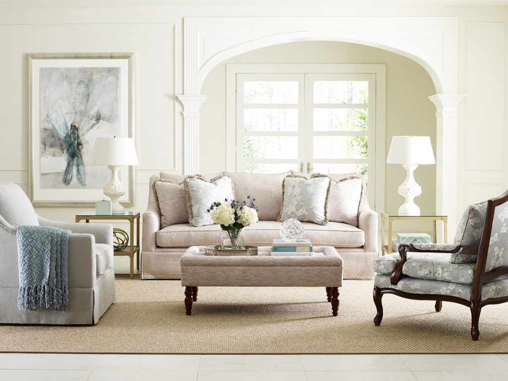How To Use Accent Chairs Living Room Furniture Chattanooga