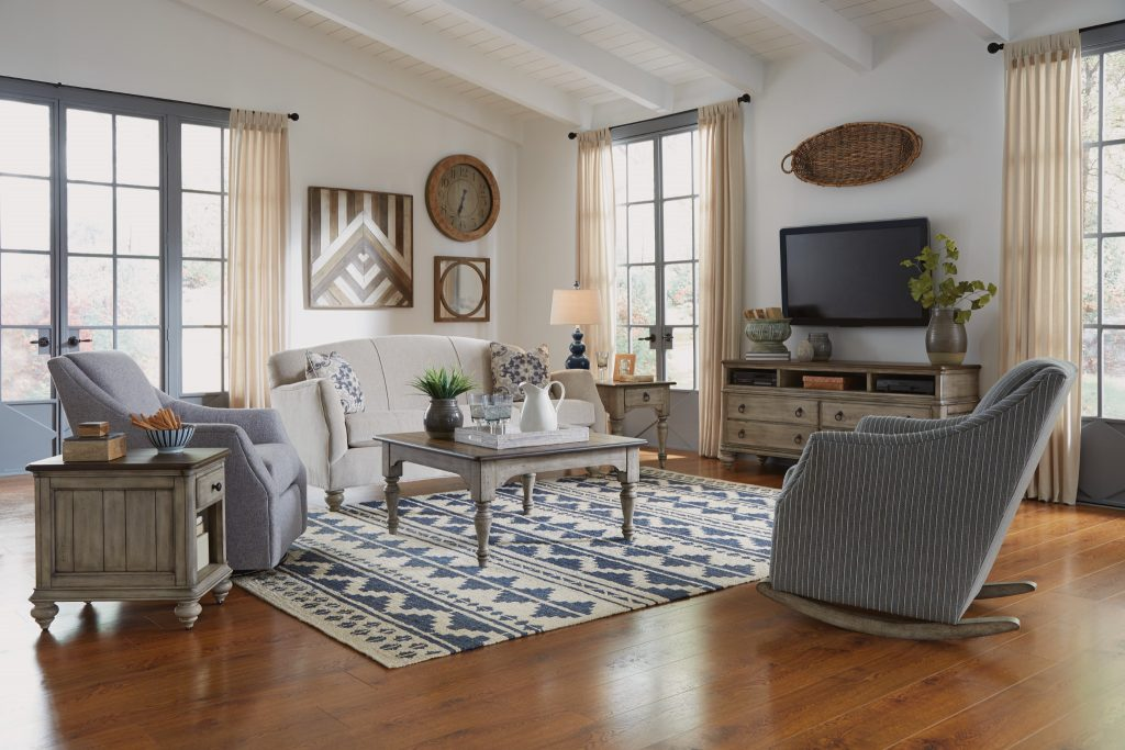 Tips For Blending Interior Design Styles with pieces from our Chattanooga Furniture Store