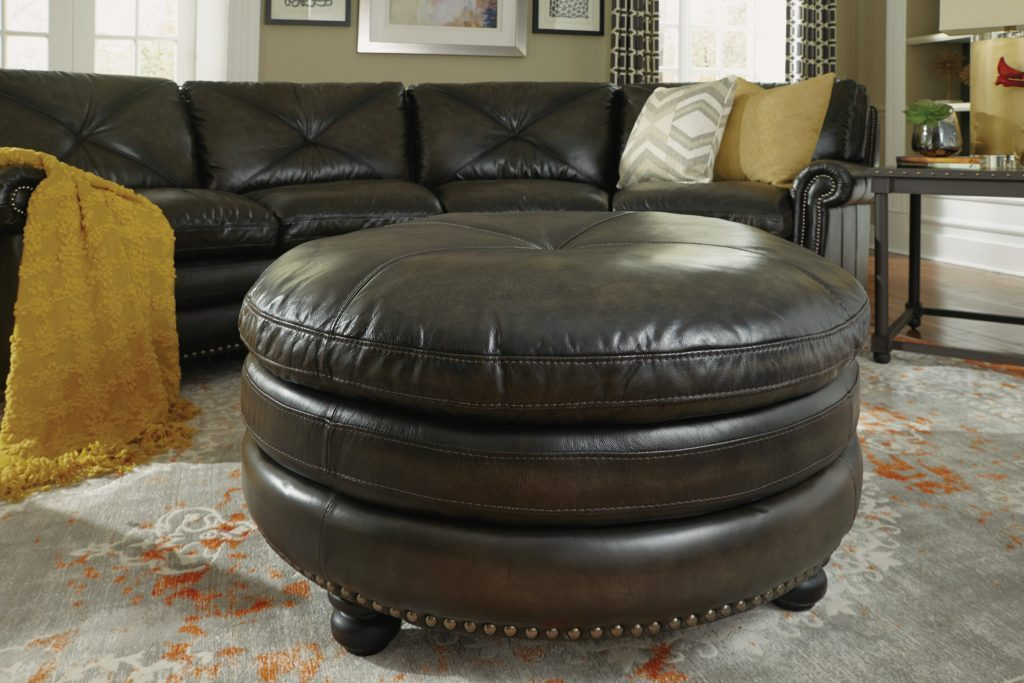 This Ottoman is available from Furniture Sales Chattanooga TN