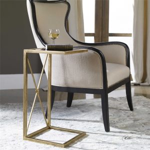 living room statement accent tables