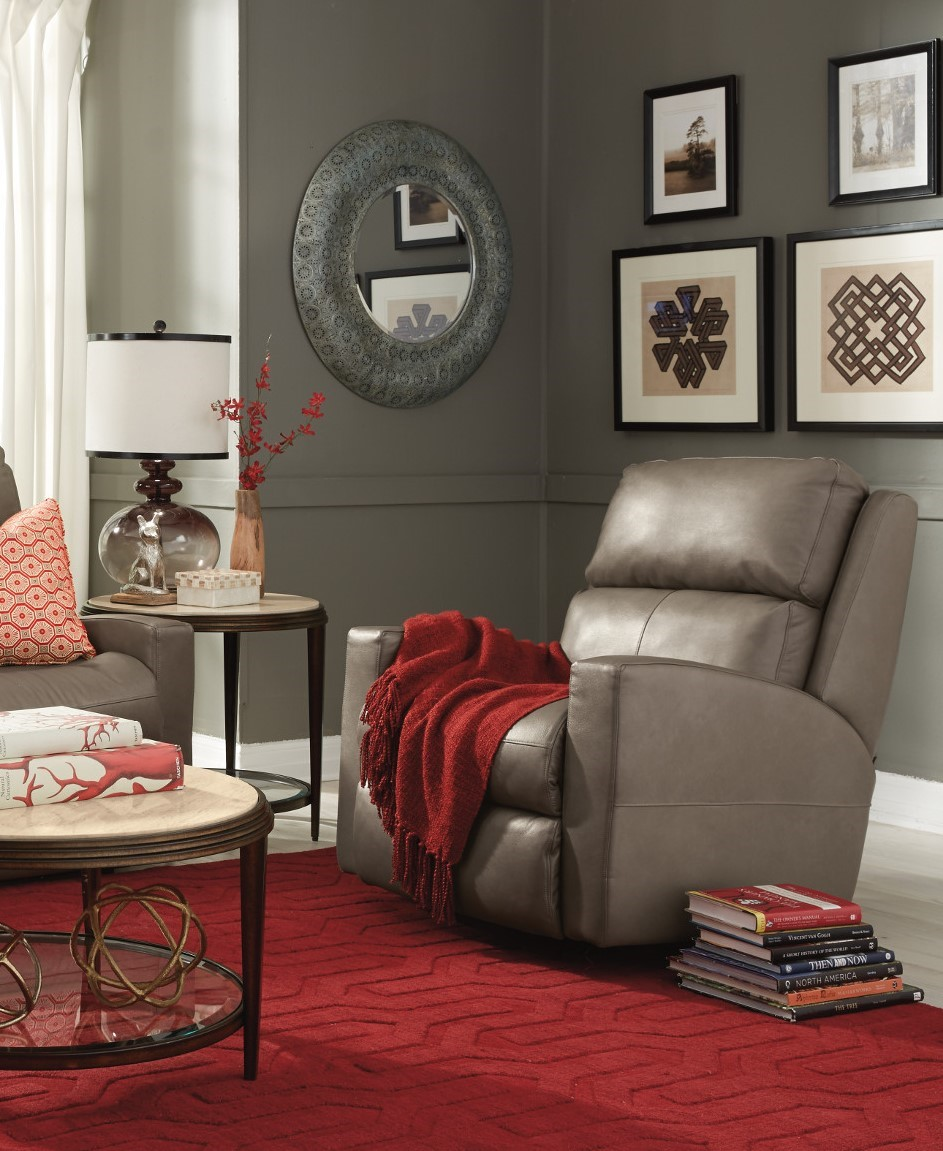 Add comfort to Living Room Furniture in Chattanooga TN with this stylish recliners 5