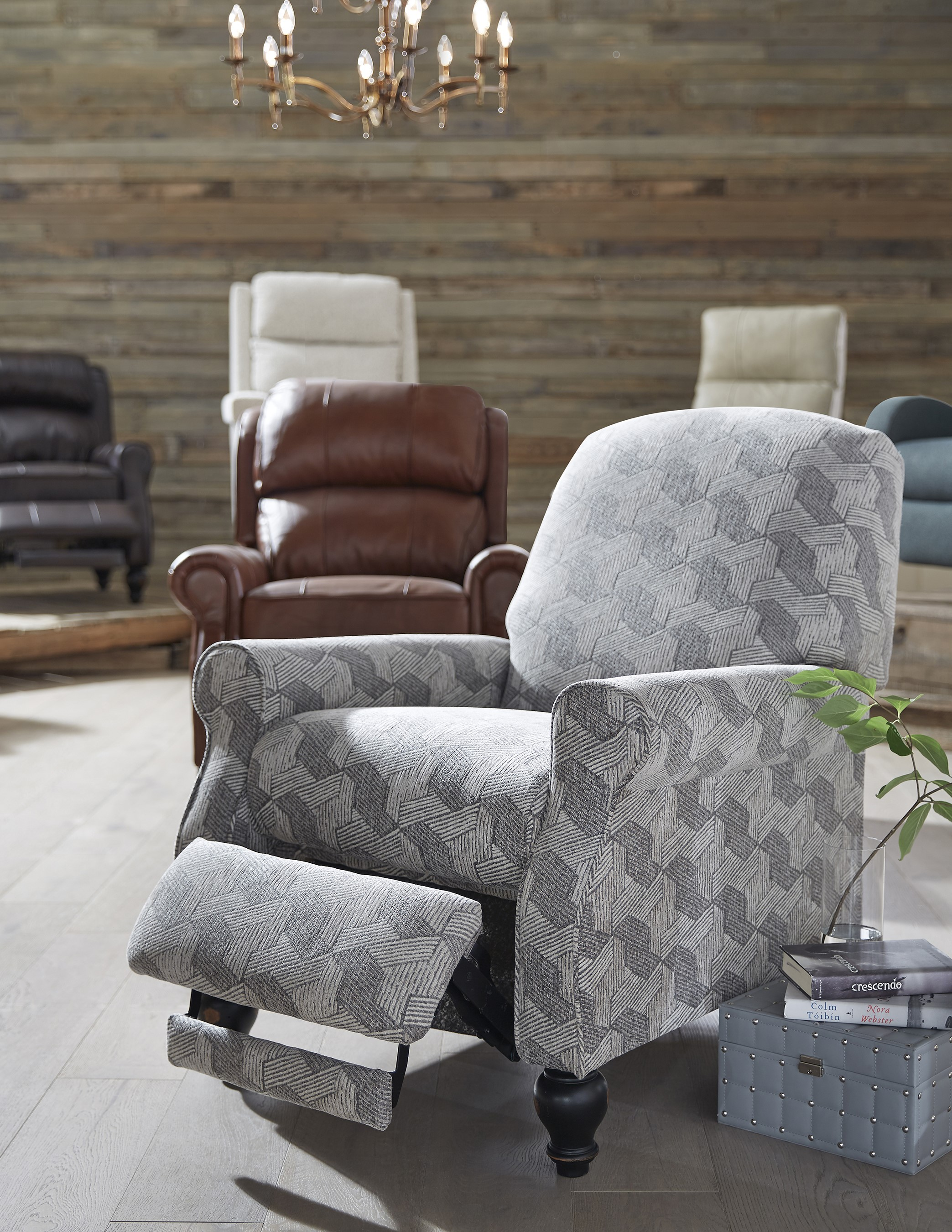 stylish recliners make for great Living Room Furniture in Chattanooga TN