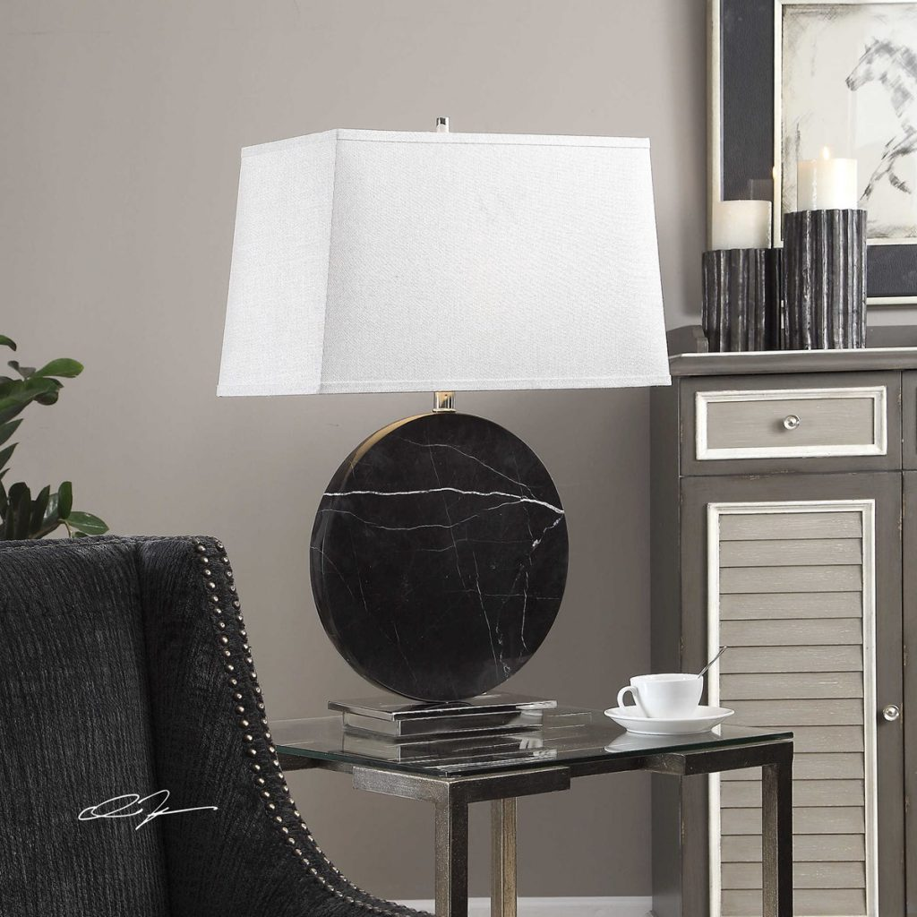 Chattanooga Interior Design Tips including Shelon lamps
