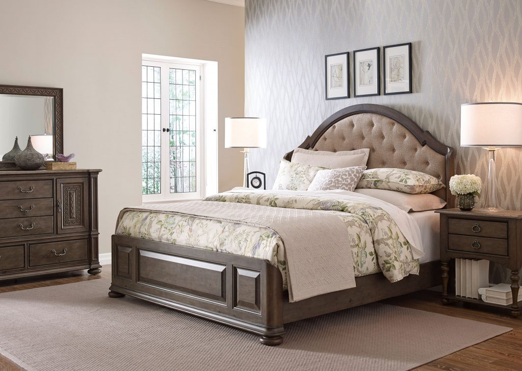 tufted bedroom furniture in Chattanooga