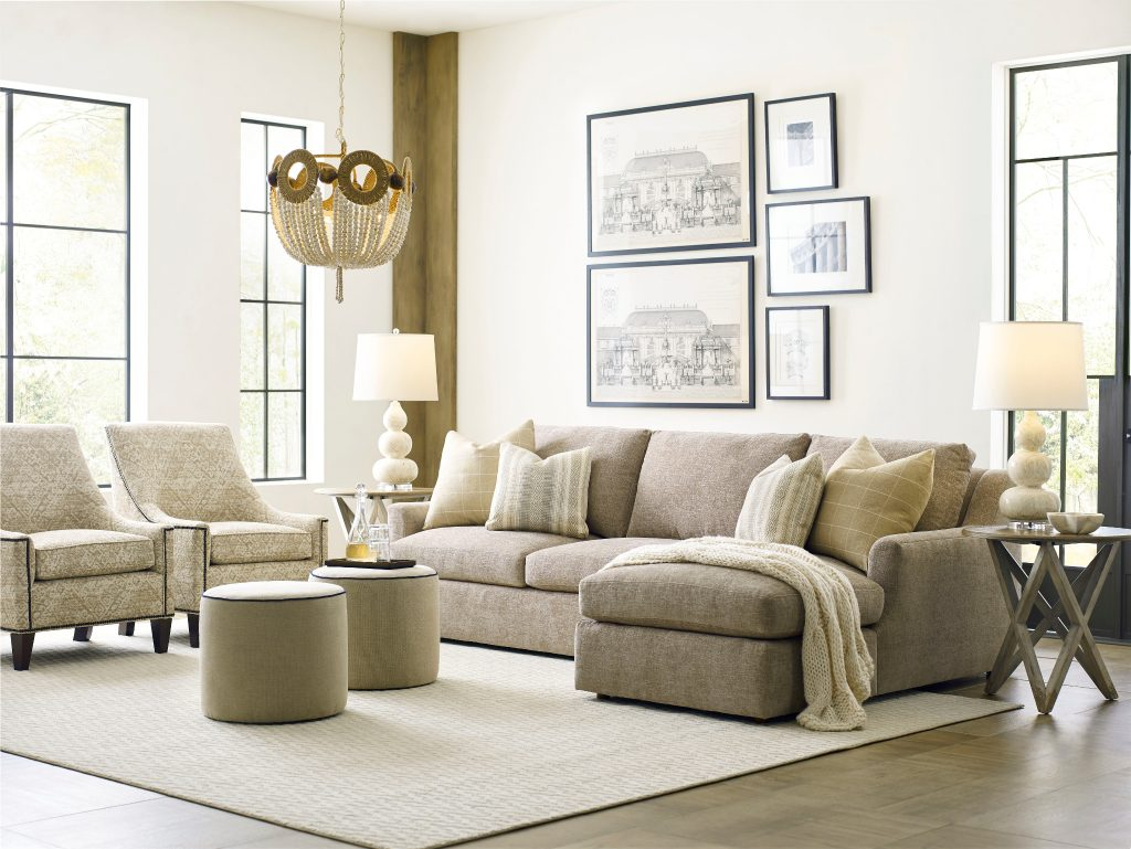 Decorate Sectionals for Chattanooga Living Room Furniture