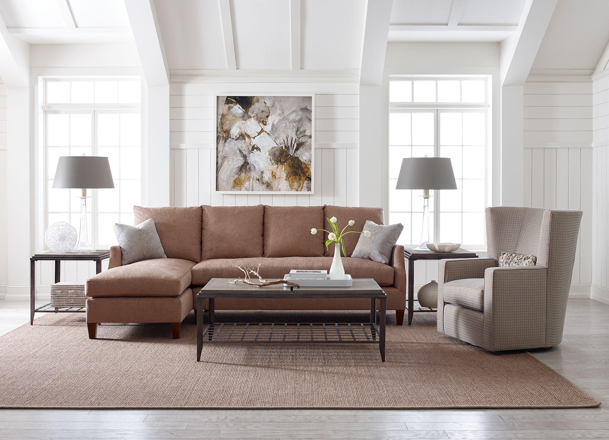 tips for decorating chattanooga living room furniture sectionals e f brannon furniture. Black Bedroom Furniture Sets. Home Design Ideas