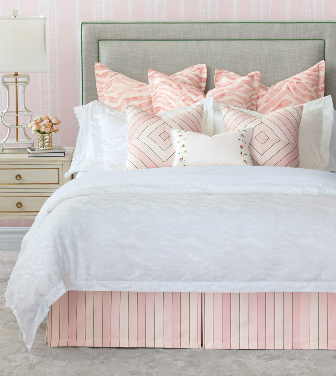 ways to add pink Chattanooga Interior Design Tips