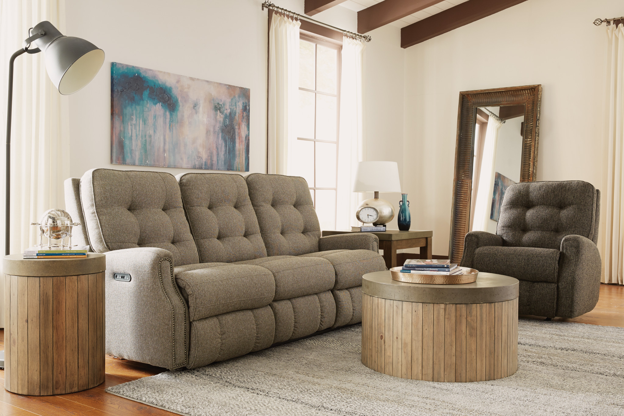 chattanooga reclining living room furniture e f brannon furniture. Black Bedroom Furniture Sets. Home Design Ideas